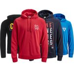 JACK & JONES JCOBOOSTER SWEAT HOOD  001