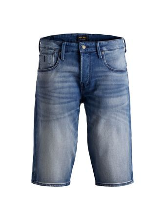 JACK & JONES JJIRON JJLONG SHORTS DENIM S M L XL XXL Sommer 2020