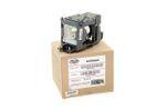 Alda PQ Original, Beamerlampe für PANASONIC PT-LC75U Projektoren, Markenlampe mit PRO-G6s Gehäuse