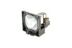 Alda PQ-Premium, Beamerlampe / Ersatzlampe für SANYO PLC-XP20 Projektoren, Lampe mit Gehäuse 004