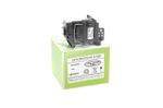 Alda PQ-Premium, Beamerlampe / Ersatzlampe für HITACHI CP-S328W Projektoren, Lampe mit Gehäuse 003