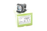 Alda PQ-Premium, Beamerlampe / Ersatzlampe für SANYO PLC-XL45 Projektoren, Lampe mit Gehäuse