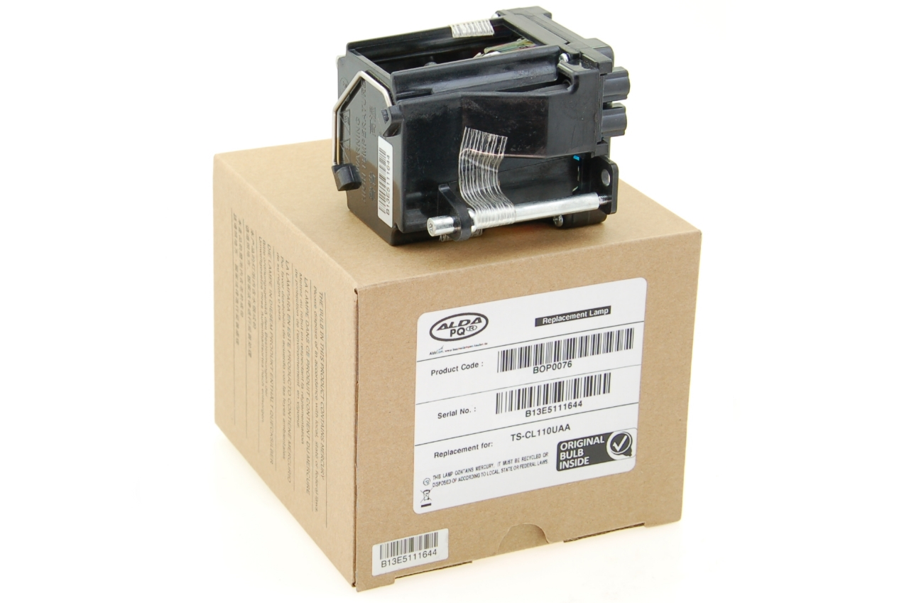 Alda Pq Original Projector Lamp For Infocus Td61 Projectors Cus In226 Branded With Housing