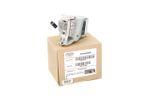 Alda PQ-Original, Beamerlampe / Ersatzlampe für OPTOMA W312 Projektoren, Markenlampe mit Gehäuse
