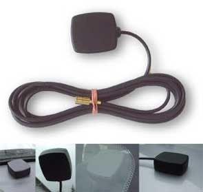 Alda PQ Antenne mit Magnetstandfuß für GPS, mit SMB/F Stecker