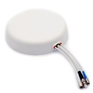 Alda PQ Antenne mit Magnetstandfuß für GPS, Bluetooth, Wlan(Wifi 2,4GHz), Tetra, mit SMA/M, FME/M Stecker