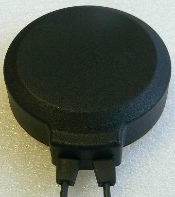 Alda PQ Antenne mit Magnetstandfuß für 2G/GSM, 3G/UMTS, GPS, mit FME/F, SMA/M Stecker und 3m Kabel, 2,14dBi Gewinn