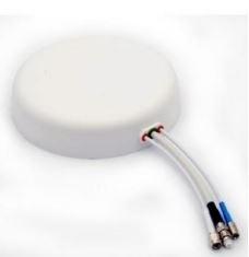 Alda PQ Antenne mit Magnetstandfuß für GPS, Bluetooth, Wlan(Wifi 2,4GHz), Tetra, mit SMA/M, FME/F Stecker