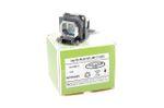 Alda PQ-Premium, Beamerlampe / Ersatzlampe für PANASONIC PT-LB20NT Projektoren, Lampe mit Gehäuse