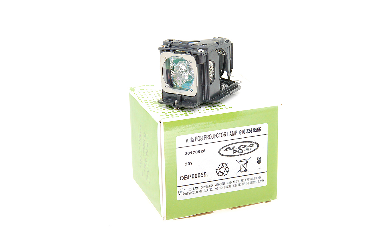 SANYO 610-342-2626 6103422626 LAMP IN HOUSING FOR PROJECTOR MODEL PLC-WTC500L