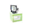 Alda PQ-Premium, Beamerlampe / Ersatzlampe für SANYO PLC-XF41 Projektoren, Lampe mit Gehäuse