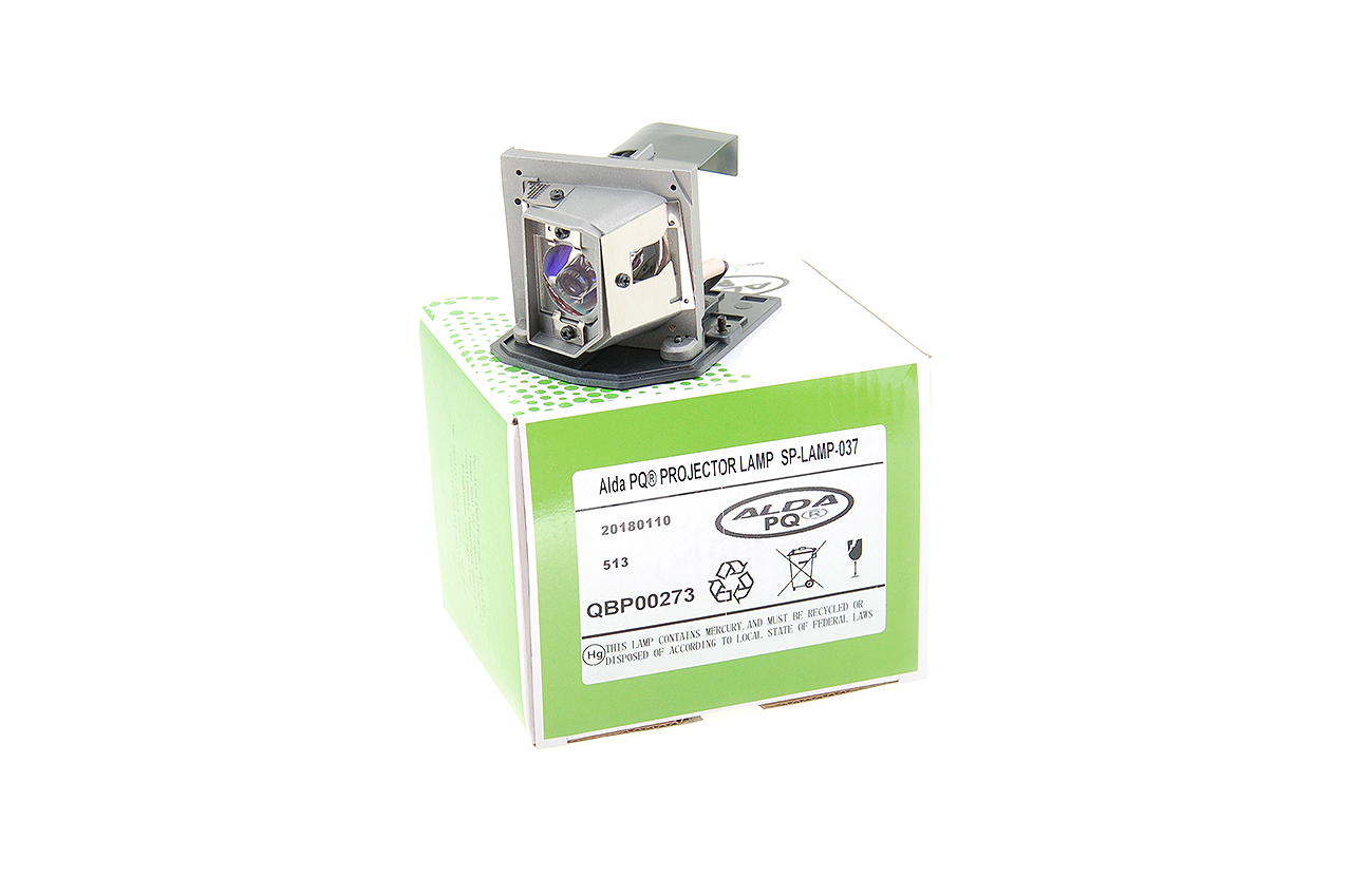 Alda Pq Premium Projector Lamp For Infocus Lpx6 Projectors Cus In126a With Housing 001