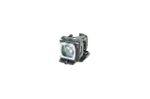 Alda PQ-Premium, Beamerlampe / Ersatzlampe für SANYO PLC-XU70 Projektoren, Lampe mit Gehäuse Bild 4