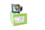 Alda PQ-Premium, Beamerlampe / Ersatzlampe für SANYO PLC-SU60 Projektoren, Lampe mit Gehäuse