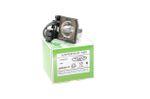 Alda PQ-Premium, Beamerlampe / Ersatzlampe für 3M DMS 800 Projektoren, Lampe mit Gehäuse