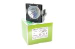 Alda PQ-Premium, Beamerlampe / Ersatzlampe für SANYO PLC-5600D Projektoren, Lampe mit Gehäuse