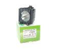 Alda PQ-Premium, Beamerlampe / Ersatzlampe für PANASONIC TH-D3500 Projektoren, Lampe mit Gehäuse