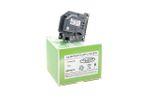 Alda PQ-Premium, Beamerlampe / Ersatzlampe für SANYO PLV-Z700 Projektoren, Lampe mit Gehäuse Bild 3