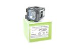 Alda PQ-Premium, Projector Lamp compatible with DREAM for VISION DREAMBEE R9010086 projectors, lamp with housing