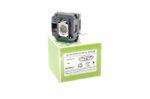 Alda PQ-Premium, Beamerlampe / Ersatzlampe für EPSON EB-C713X Projektoren, Lampe mit Gehäuse