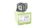 Alda PQ-Premium, Beamerlampe / Ersatzlampe für EPSON 470 Projektoren, Lampe mit Gehäuse