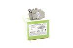 Alda PQ-Premium, Beamerlampe / Ersatzlampe für OPTOMA EC.J3401.001 Projektoren, Lampe mit Gehäuse Bild 3