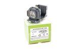 Alda PQ-Premium, Beamerlampe / Ersatzlampe für PANASONIC PT-LB80E Projektoren, Lampe mit Gehäuse