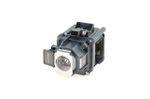 Alda PQ Original, Beamerlampe für EPSON H349A Projektoren, Markenlampe mit PRO-G6s Gehäuse Bild 4