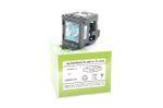 Alda PQ-Premium, Beamerlampe / Ersatzlampe für PANASONIC ET-LAE100 Projektoren, Lampe mit Gehäuse
