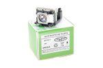 Alda PQ-Premium, Beamerlampe / Ersatzlampe für SANYO POA-LMP132 Projektoren, Lampe mit Gehäuse