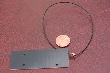 Alda PQ Platinenantenne für 2G (GSM), 3G (UMTS), WIFI / BLUETOOTH mit GSC Stecker  – Bild 2