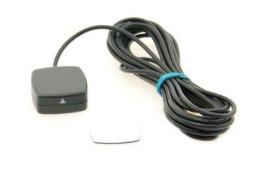 Alda PQ Antenne mit Magnetstandfuß für GPS mit MMCX/M-RA Stecker und 4m Kabel