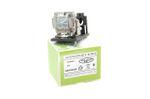 Alda PQ-Premium, Beamerlampe / Ersatzlampe für NEC NP12LP Projektoren, Lampe mit Gehäuse