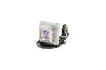 Alda PQ Original, Beamerlampe für ACER P1273 Projektoren, Markenlampe mit PRO-G6s Gehäuse Bild 4