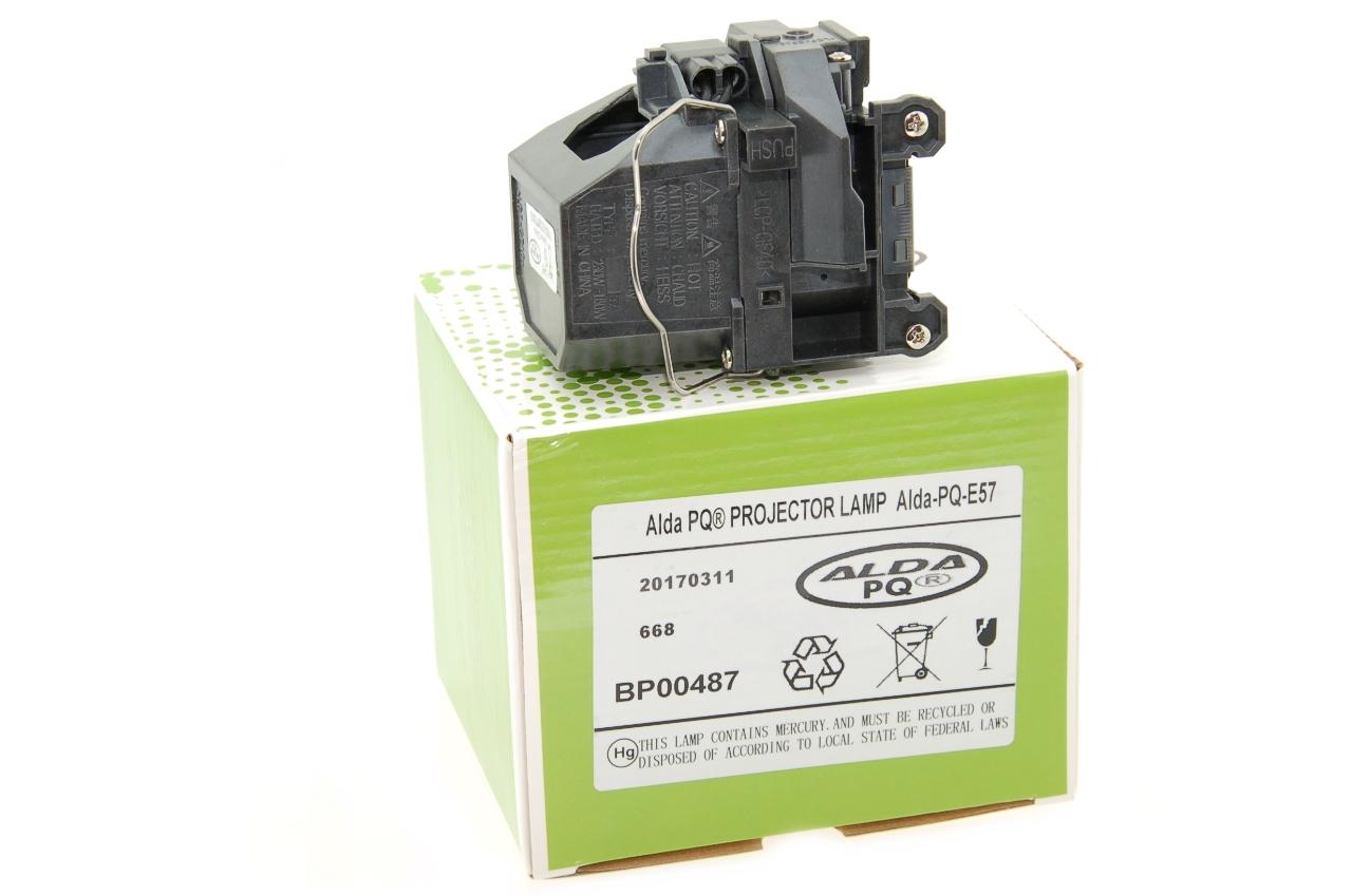 Alda pq premium lampada proiettore per epson eb w proiettori