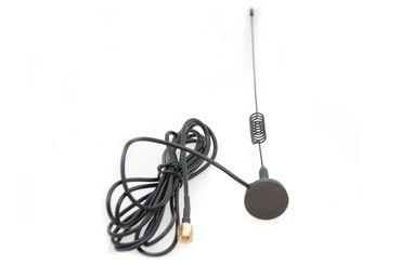 Alda PQ Antenne mit Magnetstandfuß für 2G (GSM) mit SMA/M Stecker und 2,5m Kabel 5 dBi Gewinn