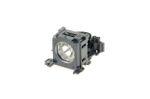 Alda PQ-Premium, Projector Lamp for HITACHI PJ-658 projectors, lamp with housing 004