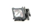 Alda PQ Premium, Projector Lamp for HITACHI CP-HX6500 Projectors, lamp with housing 004