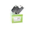 Alda PQ-Premium, Beamerlampe / Ersatzlampe für SANYO PLC-XT21 Projektoren, Lampe mit Gehäuse Bild 3