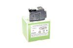 Alda PQ-Premium, Beamerlampe / Ersatzlampe für SANYO PLC-20A Projektoren, Lampe mit Gehäuse Bild 3