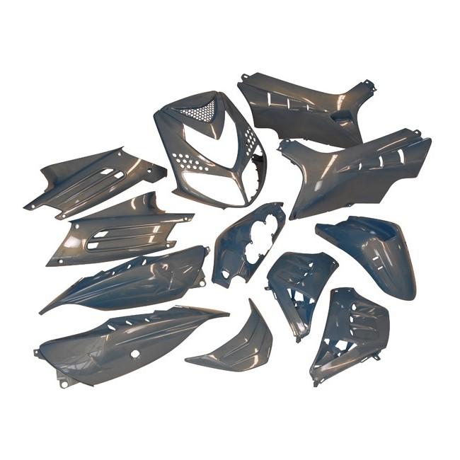 Verkleidungskit Str8 Komplett 14 Teile Für Peugeot Speedfight 2 Flip Flop Blau