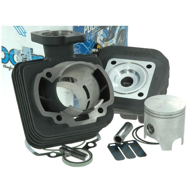 zylinder kit polini corsa 70ccm f r peugeot speedfight 2. Black Bedroom Furniture Sets. Home Design Ideas