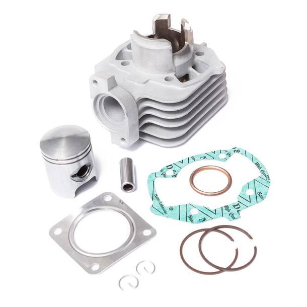 Zylinderkit BGM Original 50ccm Aluminium für Peugeot liegend AC