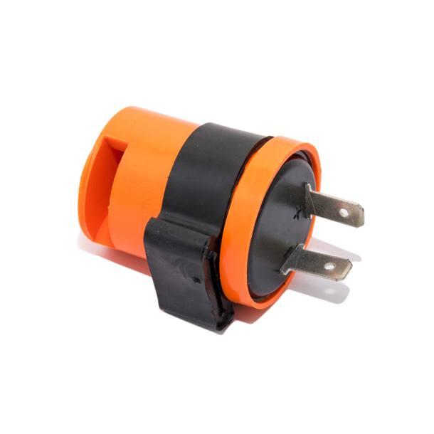 Blinkerrelais Naraku 2-polig elektronisch LED / Standard 1-150 Watt