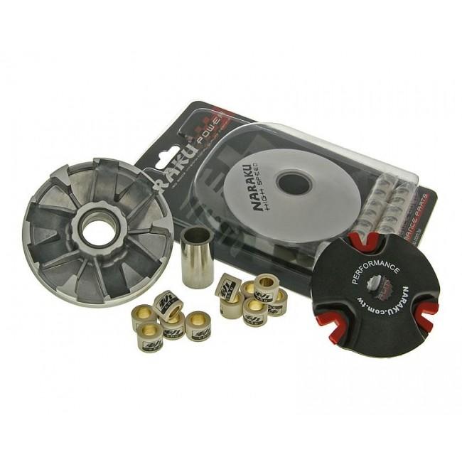 cyleto vorne und hinten Bremsbel/äge f/ür ARCTIC CAT 550/GT TRV H1/EFI LE Prowler S LTD 2009/2010/2011/2012