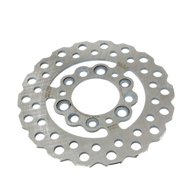 Bremsscheibe Multi Disc Wave Design NG 1022X - 190 / 58 / 3,7mm 6 Loch