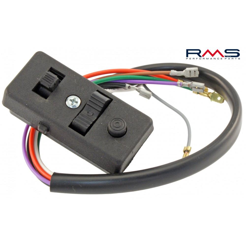 Lichtschalter licht Schalter RMS für Vespa V N 50 SS l R | eBay