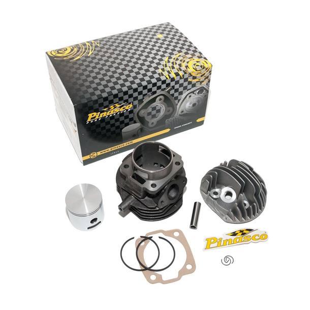 Rennzylinder / Racing Zylinder Kit Pinasco, 102ccm 55mm für Vespa PK 50 / S / XL (inkl. Zylinderkopf)