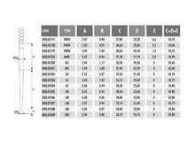 Piaggio Gummikappe für Entlüftungsschraube Kühlwasserschlauchanschluss Abdeckung