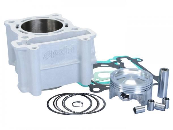 Zylinderkit Polini Aluminium 180ccm für Yamaha Exciter, Jupiter, Spark, Sniper 135 LC